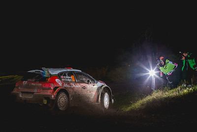 WRC Wales Rally GB 2018