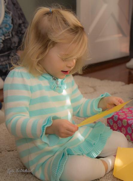 Amelia's 3rd Birthday
