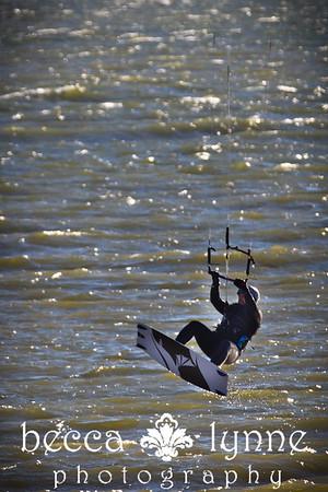 february 7.2015 kite surfing