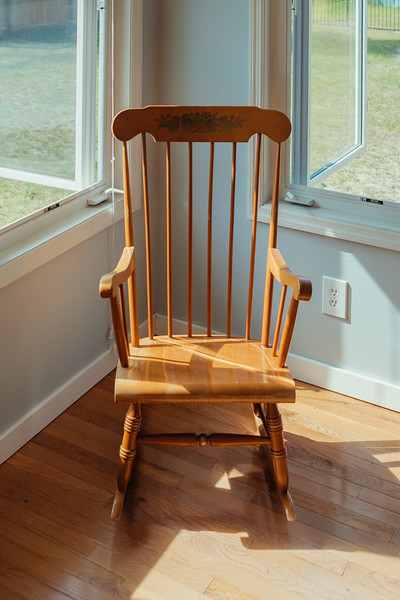 May, 21st Great Room Rocking Chair