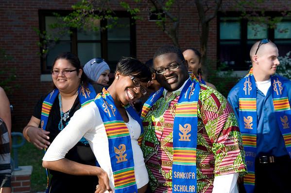 SANKOFA Stoling Ceremony
