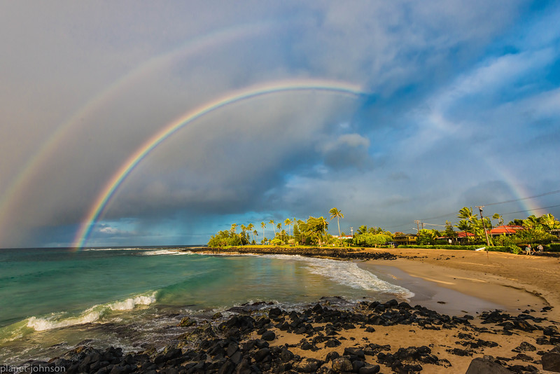 After the Rain in Poipu