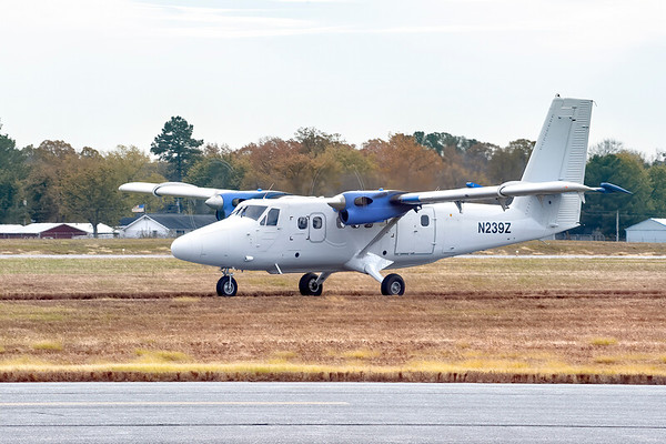 DHC - 6 TWIN OTTER N239Z