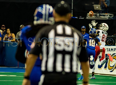JACKSONVILLE SHARKS vs TAMPA BAY STORM May 1st 2016