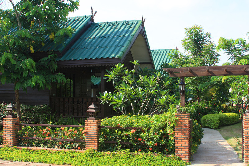 Our hotel - Individual bungalows