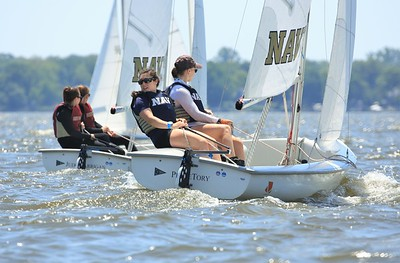 Women's College Sailing Nationals 2021