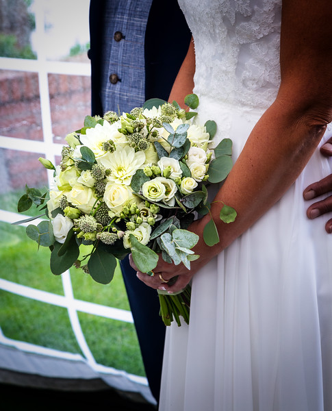 Bryllup farve