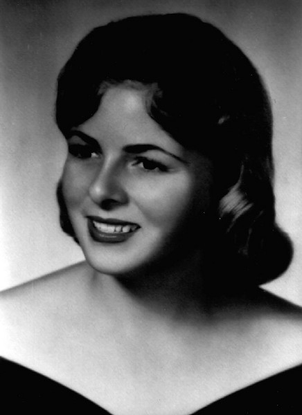 Shirley Foote, youngest of Carl & Agnes' two daughters.