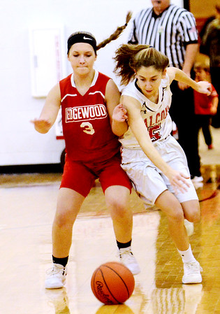 Edgewood at Jefferson girls basketball 1-3- 2019