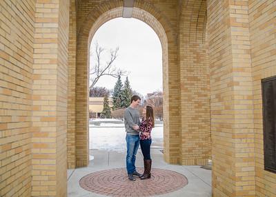 Kayla & Josh's Engagement Session