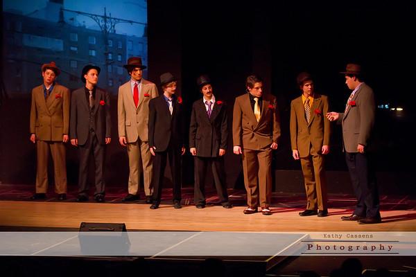 Act 1 - Scenes Seven, Eight, Nine, Ten