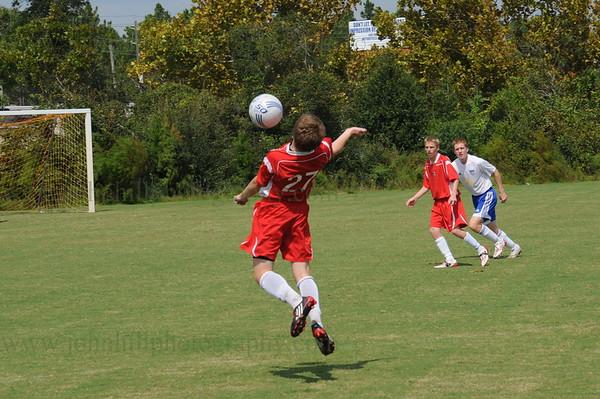 Mobile U vs Georgia FC Silverbacks Boys U15