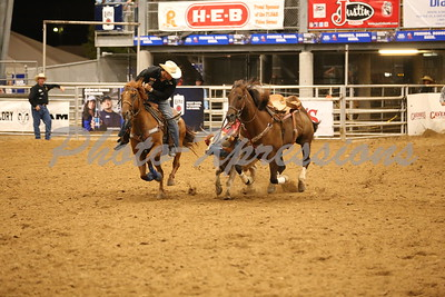 STEER WRESTLING Friday September 29