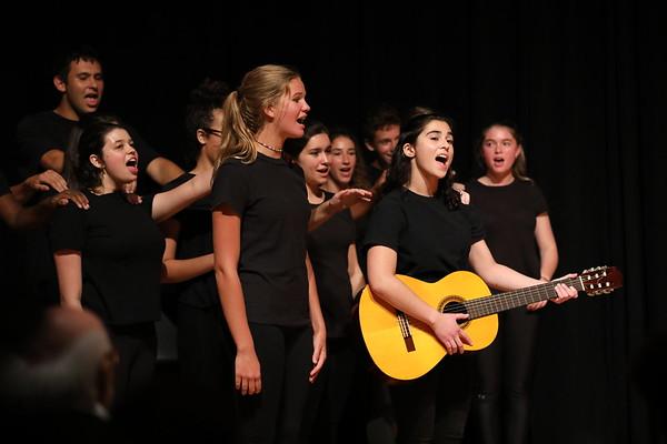 REpertoire, a performing arts showcase