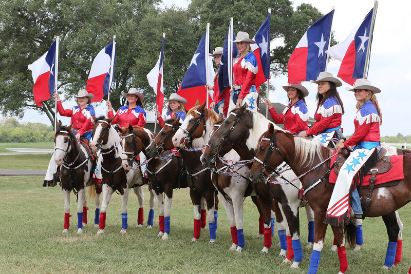 Lone Star Flag Gals