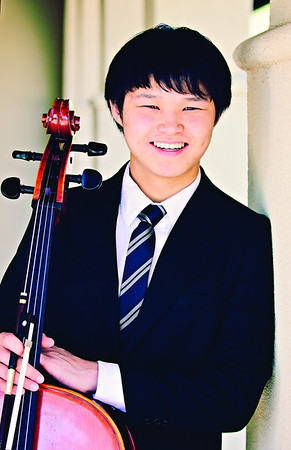 Joel Lee '13: All-State Orchestra