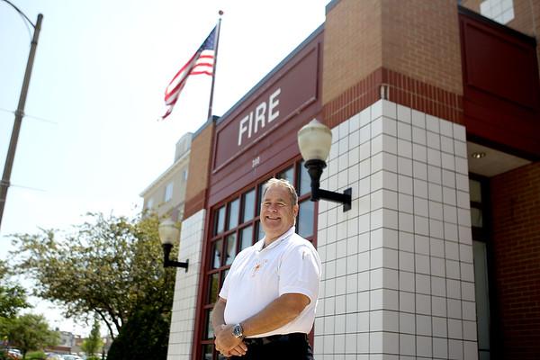 La Grange Fire Chief