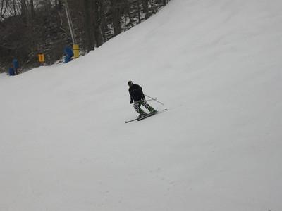 Skiing at Liberty Mountain