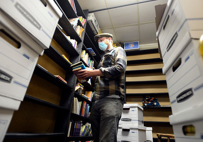 Photos: Red Letter Books is Moving to Online Sales