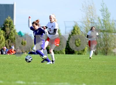 Spencer @ Fort Dodge Girls Soccer
