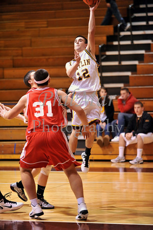 Governor Mifflin VS Wilson Boys Basketball 2010 - 2011