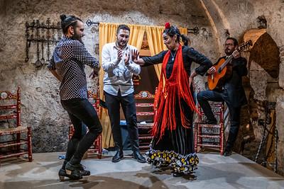 Tablao Flamenco Arte y Sabores de Córdoba, Spain