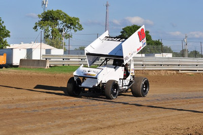 Missouri State Fair Race - 8-21-2011