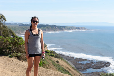 Alamere Falls with Erica