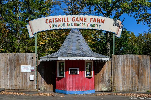 Catskill Game Farm October 2019