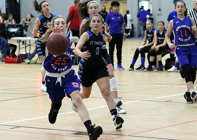 AAU Basketball  April 28, 2019  game one