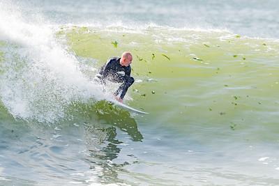 Chris Hamlet Surfing Lido 9-22-20