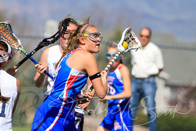 4/26 - U14/15 Girls Schwartz vs Hawks