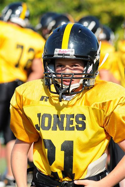 2009 Jones Football