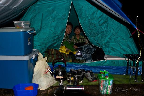 Sungai Pauh Camping 2011