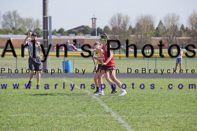 Girls Lacrosse vs Shakopee