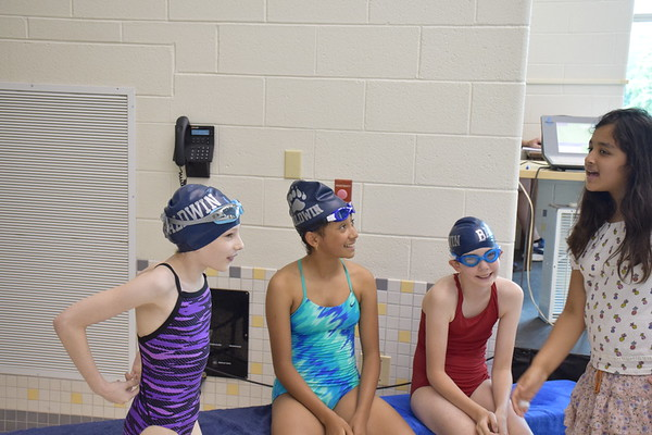 Grade 5 Swim Meet 2019