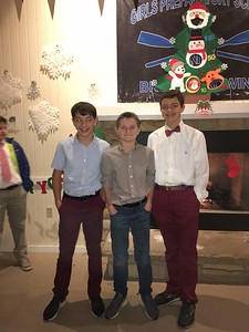 8th Grade Holiday Social