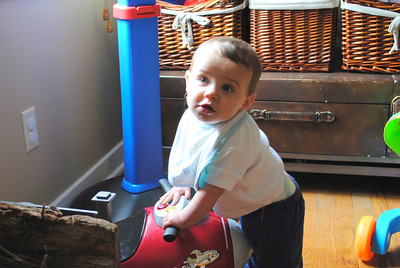 Owen 11 Months Old / Reese 3-1/2 years old