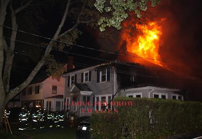 Marblehead, MA - 3rd Alarm, 9 Auburndale Road, 9-28-09