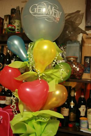 Happy Birthday Sancha - Get Well Soon Dad