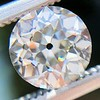 1.36ct Old European Cut Diamond GIA L SI1 0