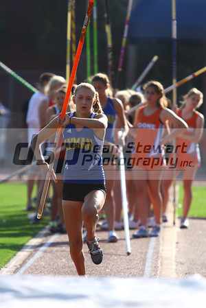 Lyman Track and Field (Cam 2) 3-3-12