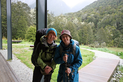 2009.11.21-23: The Routeburn, New Zealand Hike