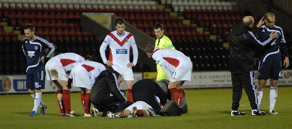 Airdrie v Ross County (0.2) 21 11 08