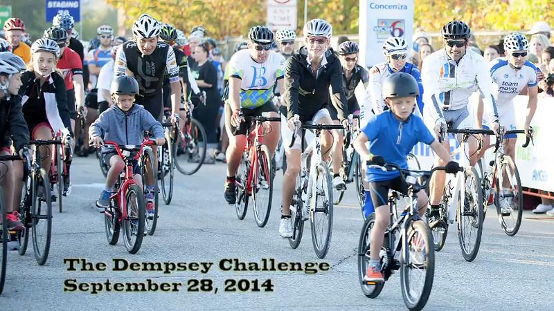 2014 Dempsey Challenge Sunday .m4v