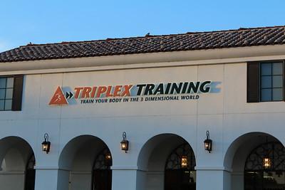 Triplex Training