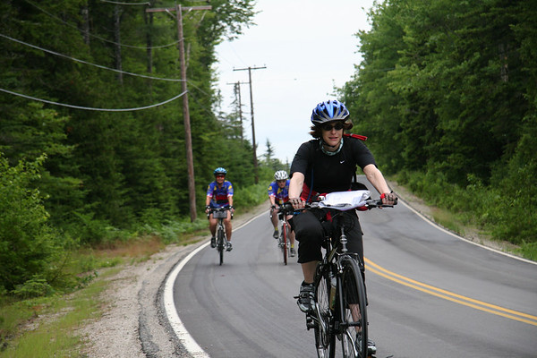 2007.07.12 - Maine Bike Trip