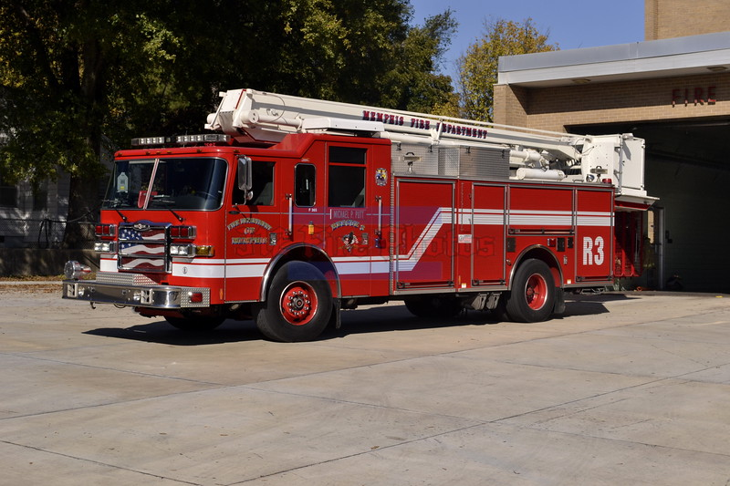 Memphis(TN) Fire Department apparatus and fires
