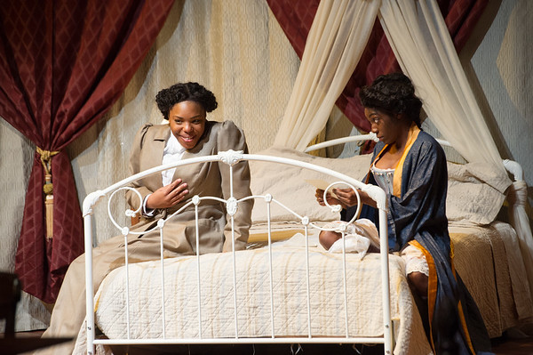 """10/8/19 Student Theater Production of """"Intimate Apparel"""""""