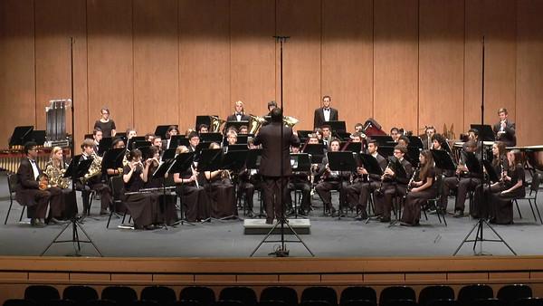 Symphonic Band UIL 4/21/2016
